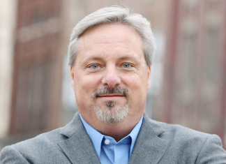 Bryan Mielke runs for Kevin Cotter seat