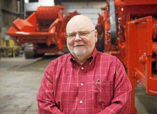 Morbark President James Shoemaker Jr.