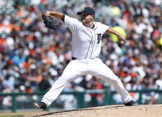 Detroit Tigers Matt Boyd
