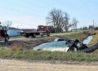 Coe Township Crash
