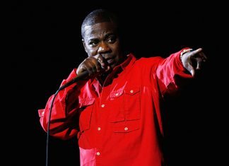 Tracy Morgan Performing