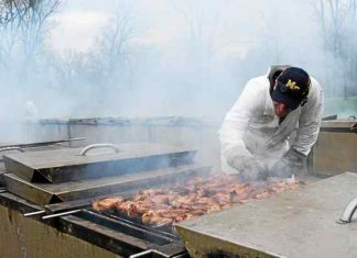 Lions Club Chicken Barbecue