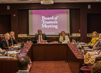 cmu board of trustees tuition meeting