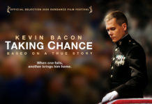 Taking Chance movie poster