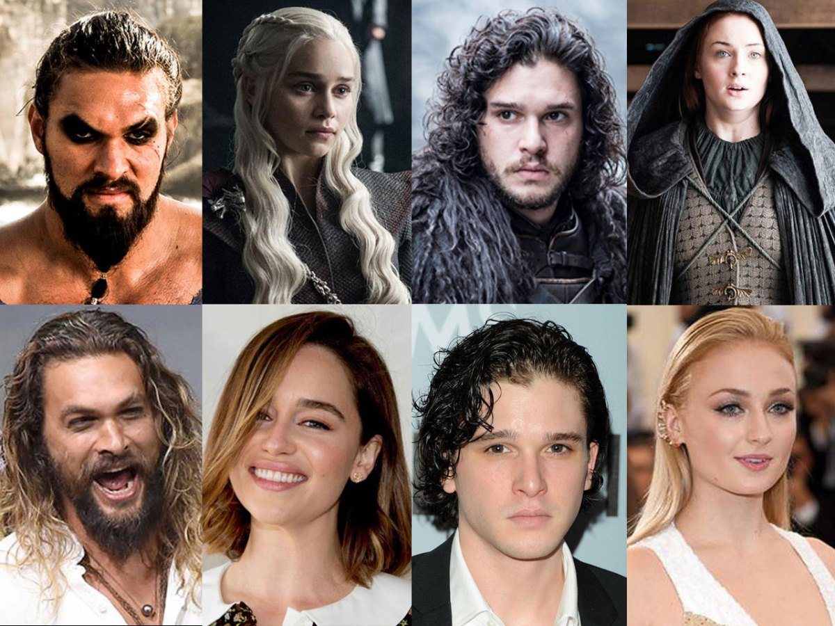Cast Game Of Thrones